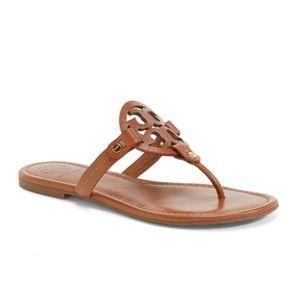 Tory Burch Miller Sandals Flip Flops Size 9